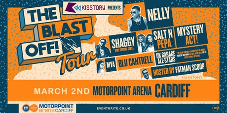 KISSTORY Presents The Blast Off! Tour (Motorpoint Arena, Cardiff) tickets