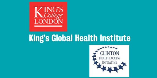 KGHI Career Event: Clinton Health Action Initiative University Partnerships