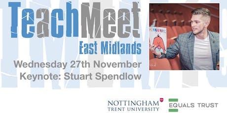 TeachMeet East Midlands: Autumn 2019 tickets