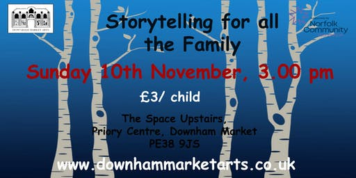 Family Storytelling with Sarah Brady