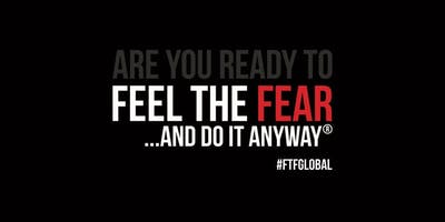 Feel The Fear and Do It Anyway one day workshop