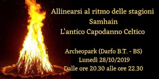 Allinearsi al ritmo delle stagioni - Samhain, l'antico capodanno celtico