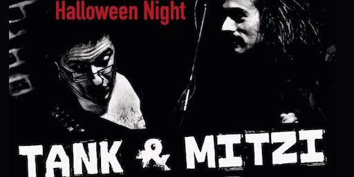 Tank&Mitzi @JokerCafè