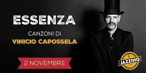 """""""Essenza"""" - Canzoni di Vinicio Capossela - Live at Jazzino"""