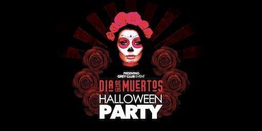 Dia de Los Muertos | HALLOWEEN PARTY