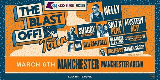 KISSTORY Presents The Blast Off! Tour (Manchester Arena, Manchester)