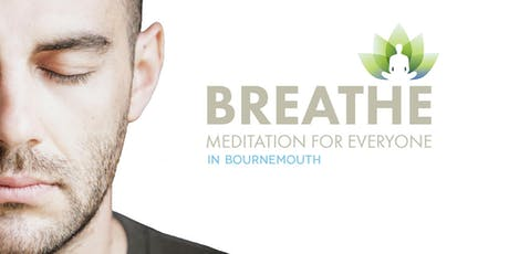 Meditation Class in Bournemouth | Wednesdays 7-8:30pm tickets