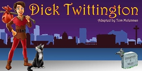 'Dick Twittington' tickets