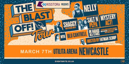 KISSTORY Presents The Blast Off! Tour (Utilita Arena, Newcastle)
