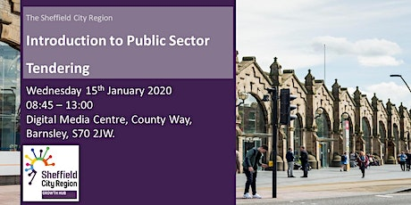 Introduction to Public Sector Tendering tickets