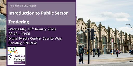 Introduction to Public Sector Tendering