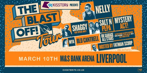 KISSTORY Presents The Blast Off! Tour (M&S Bank Arena, Liverpool)