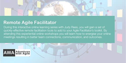 Remote Agile Facilitator - January's Cohort 2020