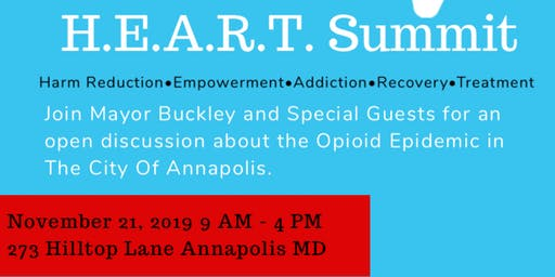 Harm Reduction, Empowerment, Addiction, Recovery, & Treatment Summit