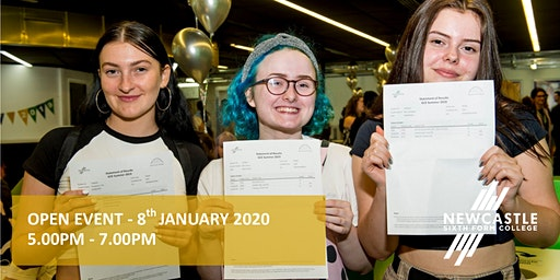 Open Event - January 2020
