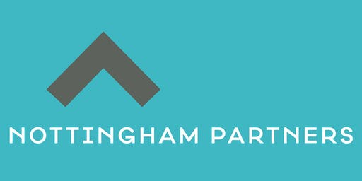 Nottingham Partners Christmas Drinks Reception - sponsored by The Lace Market Hotel - 11 December 2019