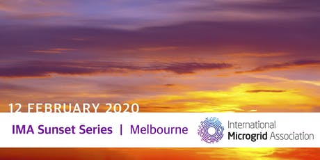 International Microgrid Association Sunset Series - Melbourne Sundowner tickets