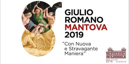 Giulio Romano, un perfetto membro BNI!