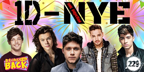 '1D-NYE' The One Direction New Years Eve Party - London tickets