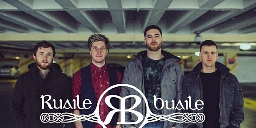 Ruaile Buaile - Trad with a Twist for COIS NORE