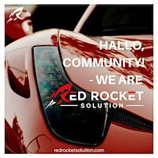 Red Rocket Digital Night logo