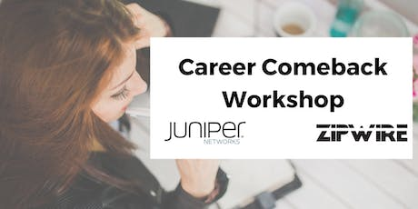 Career Comeback Workshop tickets