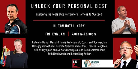 Unlock Your Personal Best tickets