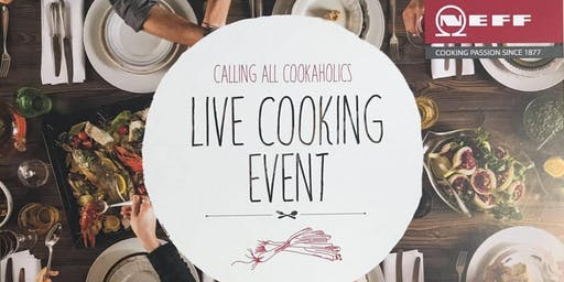 Festive Cookery Demonstration