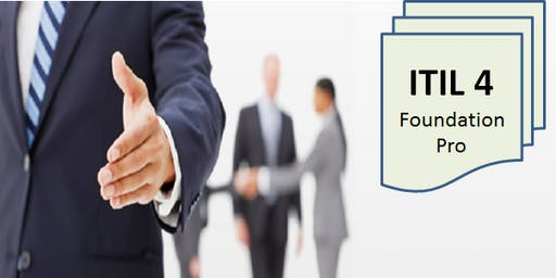 ITIL 4 Foundation – Pro 2 Days Virtual Live Training in Amsterdam