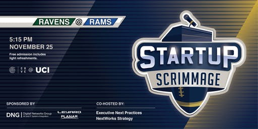 Startup Scrimmage: Ravens @ Rams