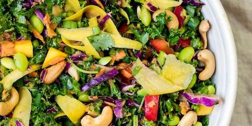 Souq Planet Free Vegan Lunch