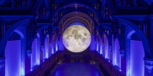 Museum of the Moon: Viewing Times 2 - 15 Nov