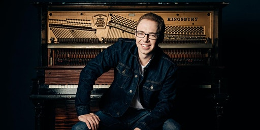 An Evening with Pianist Josh Christina