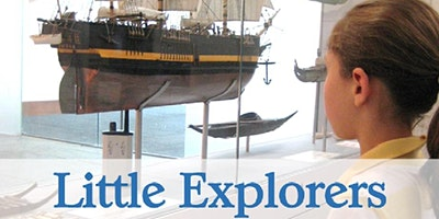Little Explorers - Auroras, 11.15am – 12.15pm