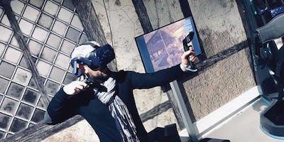 """Atelier """"réalité virtuelle"""""""