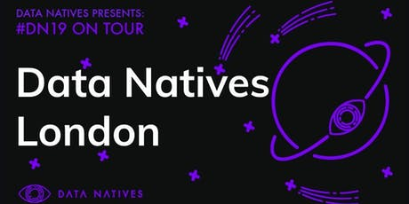 Data Natives London v 12.0 tickets