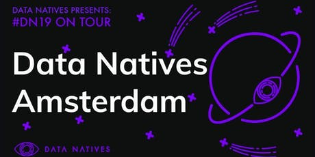 Data Natives Amsterdam v 10.0 tickets