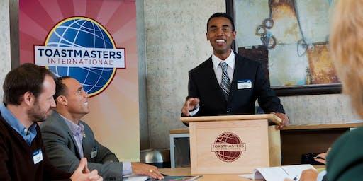 Feel Good Toastmasters Club Meeting 12122019