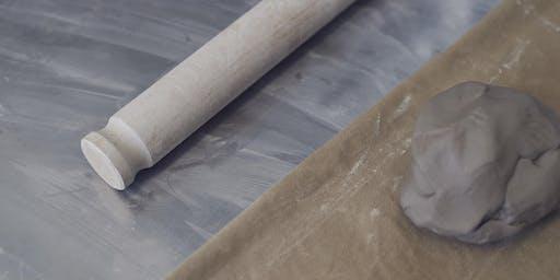 (Open Studio) Pottery Session - Handbuilding 11:00 - 13:00