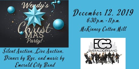 Wendy Pollard Charitable Foundation Christmas Party tickets