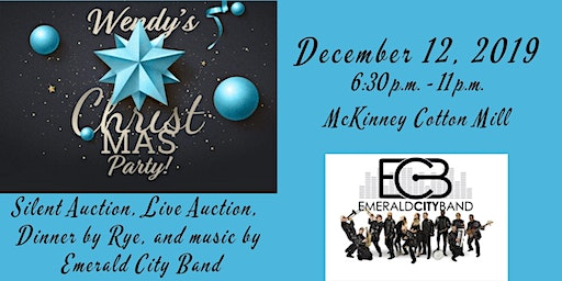 Wendy Pollard Charitable Foundation Christmas Party