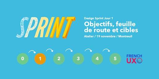 Workshop French UX #11 : design sprint Jour 1 !