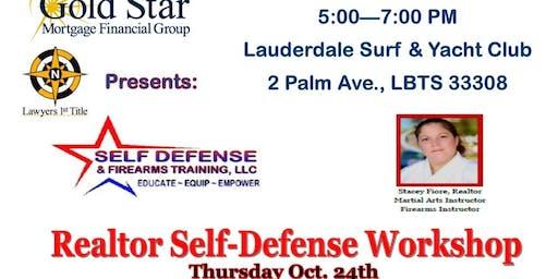 Realtor Self-Defense Workshop