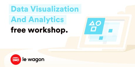 Intro to Data Visualization and Data Analytics tickets