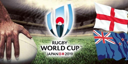 ENGLAND VS NEW ZEALAND RUGBY WORLD CUP SEMI FINAL