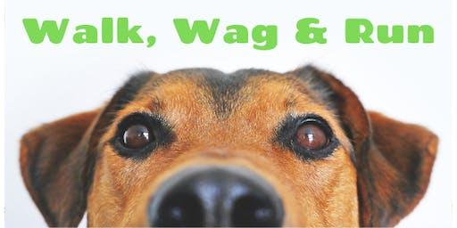 FREE Walk, Wag & Run