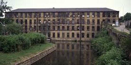 *CHANGE OF DATE TO 2021- COVID* Ghost Hunt - Leeds Armley Mills tickets