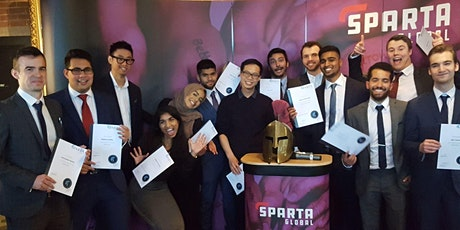 Sparta Day - Tuesday Afternoon - Moorgate tickets