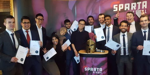 Sparta Day - Tuesday Afternoon - Moorgate