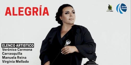 """""""ALEGRÍA"""" FIESTA NAVIDEÑA CON FALETE"""